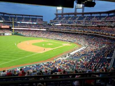 Citizens bank park  section Suite 78