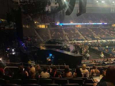Times Union Center, section: 108, row: N, seat: 6