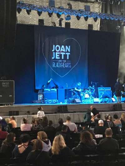 North Island Credit Union Amphitheatre, section: 103, row: A, seat: 13
