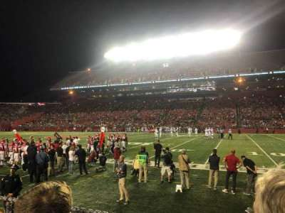 SHI Stadium, section: 124, row: 3, seat: 2