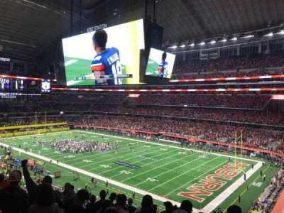 AT&T Stadium section 304