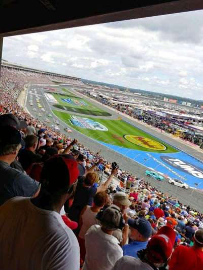 Charlotte Motor Speedway section New Ver D