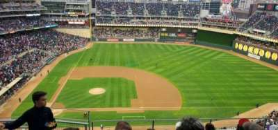 Target Field section 309