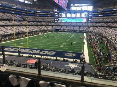 AT&T Stadium section 220