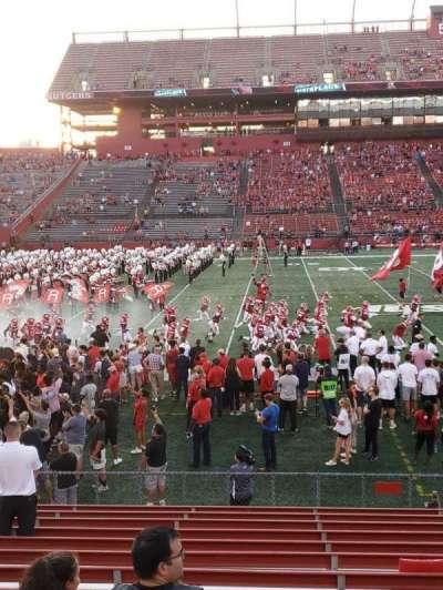SHI Stadium, section: 128, row: 13, seat: 15