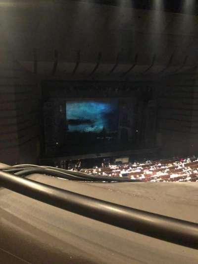 Bass Concert Hall section First balcony