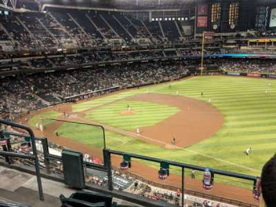 Chase Field section 306