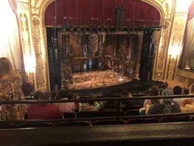 Orpheum Theatre (Omaha) section Balcony
