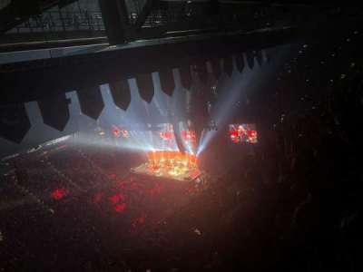 Amalie Arena section 303