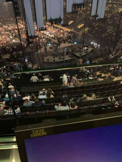 Madison Square Garden section 216