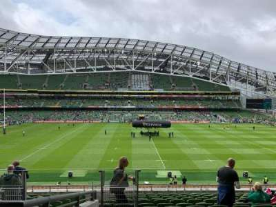 Aviva Stadium section 306