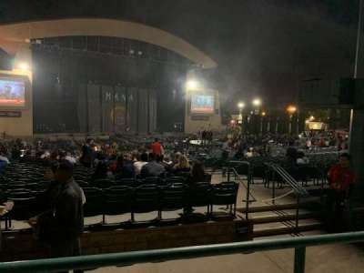 North Island Credit Union Amphitheatre, section: 304, row: A, seat: 6