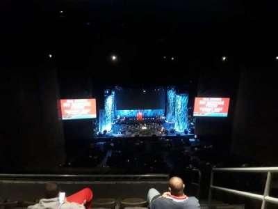Comerica Theatre, section: 305, row: 8, seat: 2
