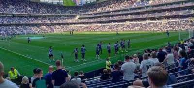 Tottenham Hotspur Stadium section 258