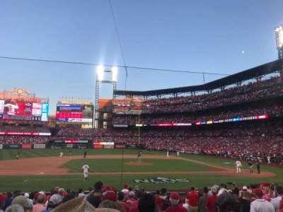 Busch Stadium, section: 156, row: 7, seat: 5