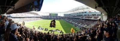 Banc of California Stadium, section: Ga