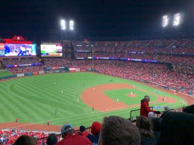 Busch Stadium, section: 369, row: 6, seat: 8