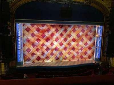 Brooks Atkinson Theatre section Front Mezzanine C