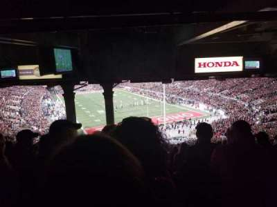 Ohio Stadium section 4b