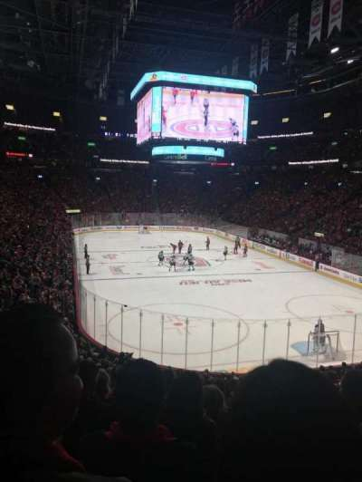 Centre Bell section 108