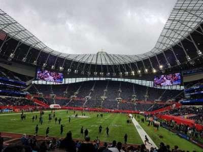 Tottenham Hotspur Stadium section 111