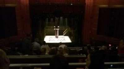 Kansas City Music Hall, section: Balcony C, row: K, seat: 10