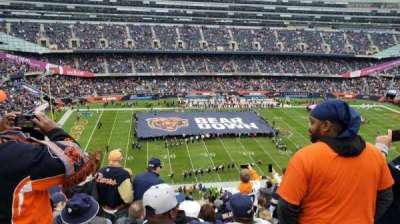 Soldier Field section 440