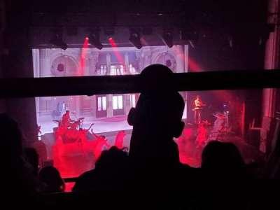 Orpheum Theatre (Boston) section Balcony L