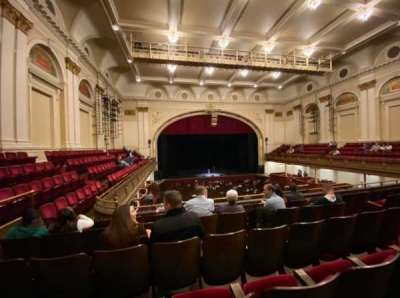Modell Performing Arts Center, section: Dress Circle, row: E, seat: 7
