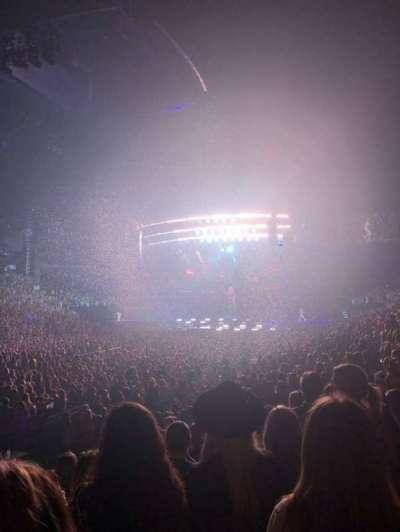 Bridgestone Arena section 103