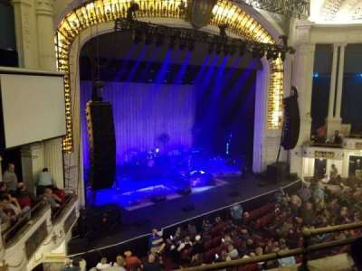 Orpheum Theatre (Boston), section: Mezzanine R, row: C, seat: 7