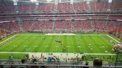 State Farm Stadium section 412