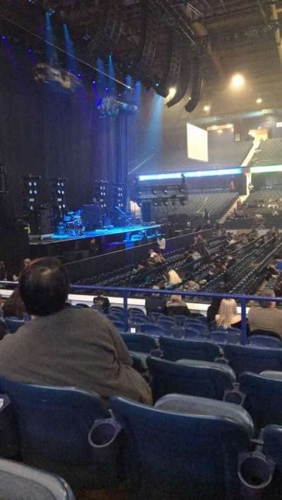 Allstate Arena section 103