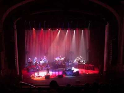 Orpheum Theatre (Boston), section: Balcony C, row: F, seat: 204