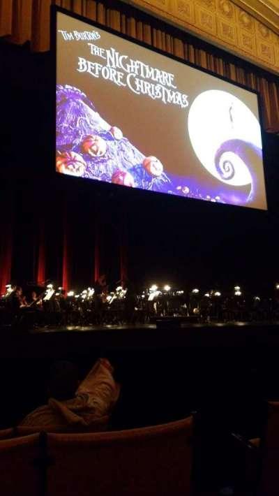 Auditorium Theatre section Orch L