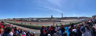 Circuit of the Americas, section: 6, row: 6, seat: 11