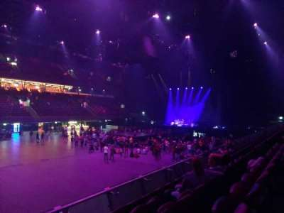 Ziggo Dome, section: 104, row: 5, seat: 123
