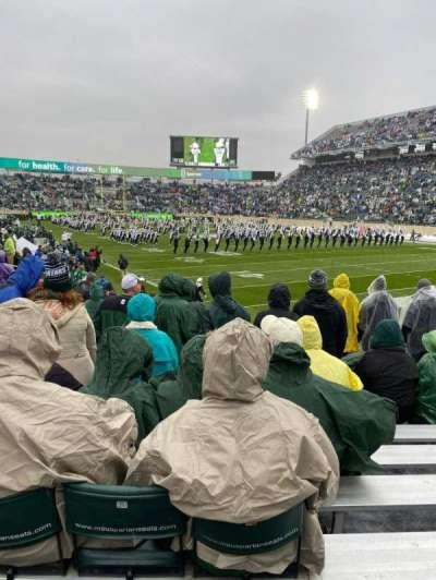 Spartan Stadium, section: 19, row: 12, seat: 23