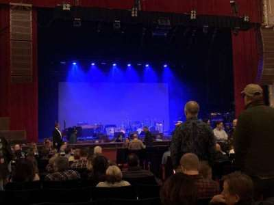 Heinz Hall, section: Orchestra L, row: Q, seat: 7