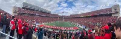 Ohio Stadium section 38A