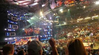 Madison Square Garden section 118