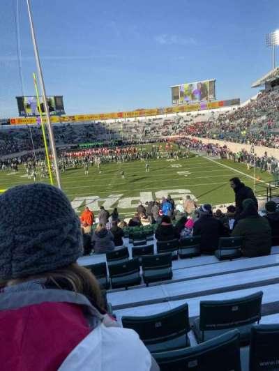 Spartan Stadium, section: 15, row: 16, seat: 48