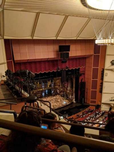 Uihlein Hall, section: Balcony, row: C, seat: 1