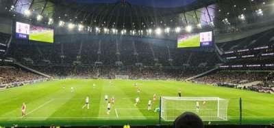 Tottenham Hotspur Stadium section 113