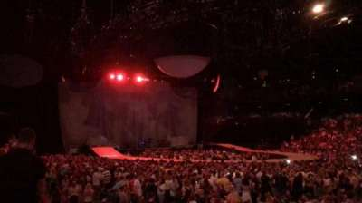 Sportpaleis, section: 147, row: 13