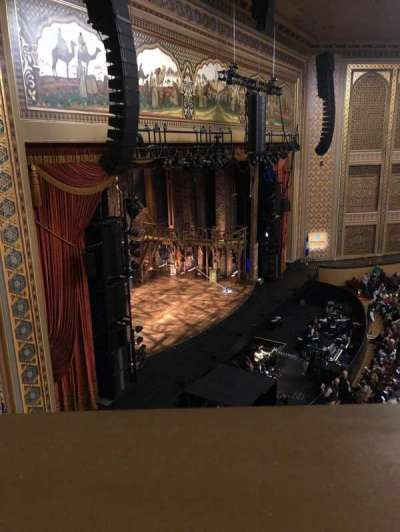 Altria Theater section Balcony J