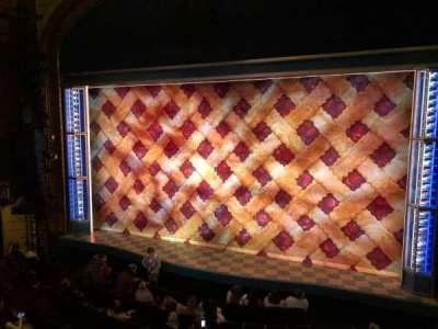 Brooks Atkinson Theatre section Front Mezzanine R
