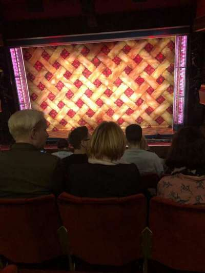 Adelphi Theatre section Dress Circle