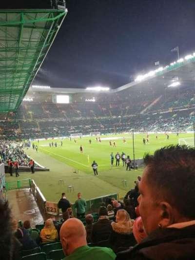 Celtic Park section 117