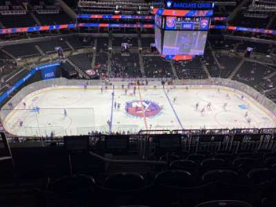 Barclays Center, section: 225, row: 10, seat: 26